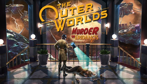 The Outer Worlds Murder on Eridanos now available for Switch
