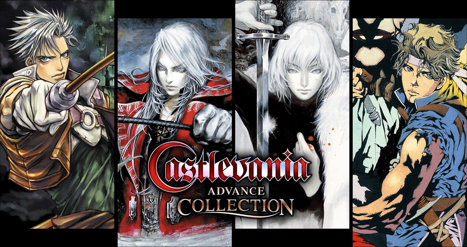 Castlevania Advance Collection 1