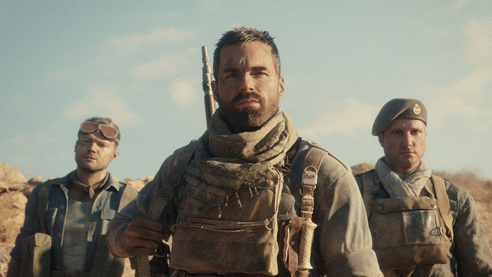 Call of Duty Vanguard story trailer released