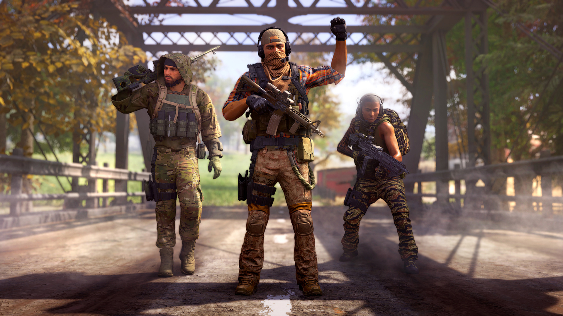 Ghost Recon Frontline announced for consoles, PC, and Stadia