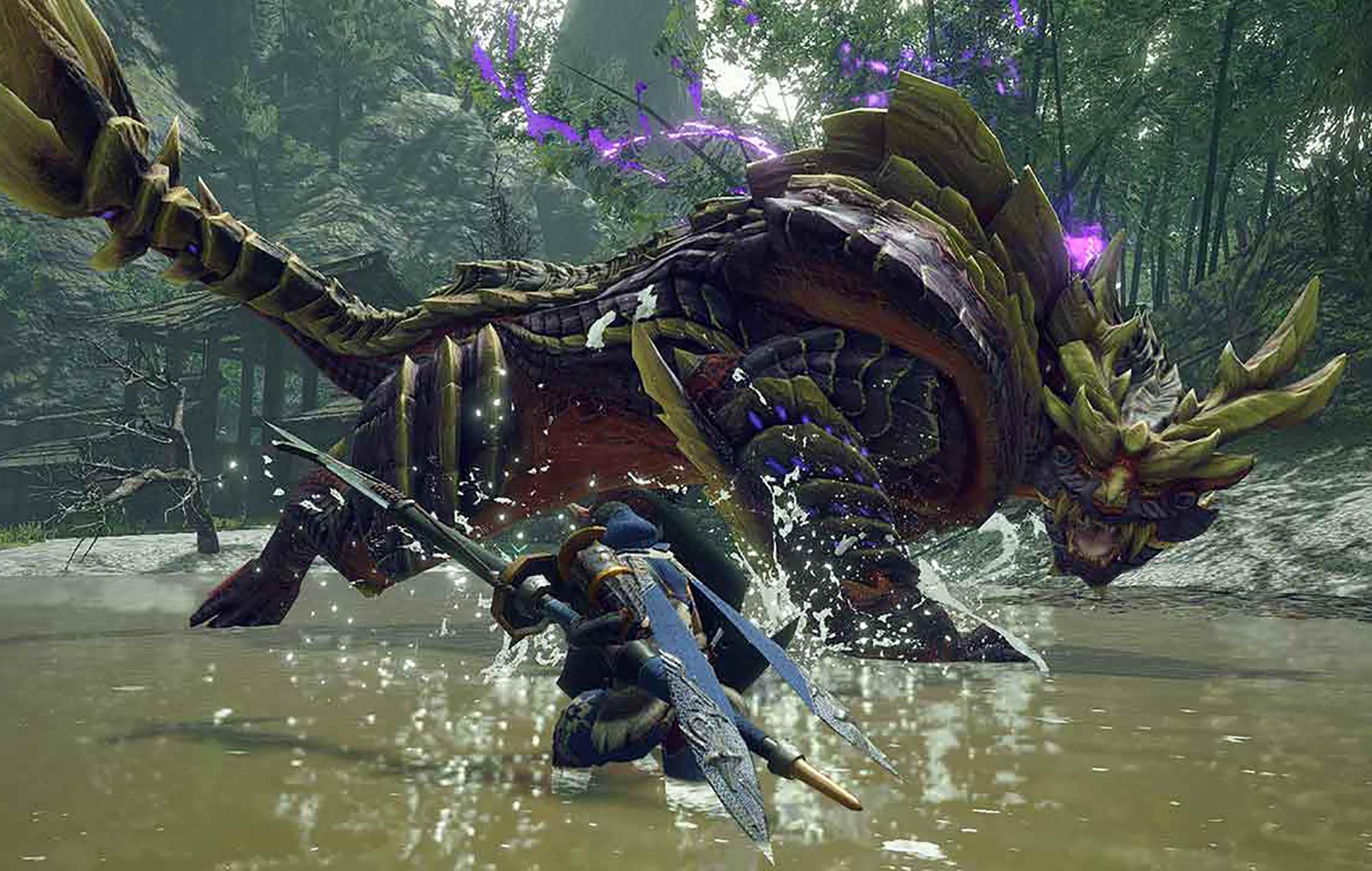 Monster Hunter Rise Will Not Support Cross-Platform Saves 1