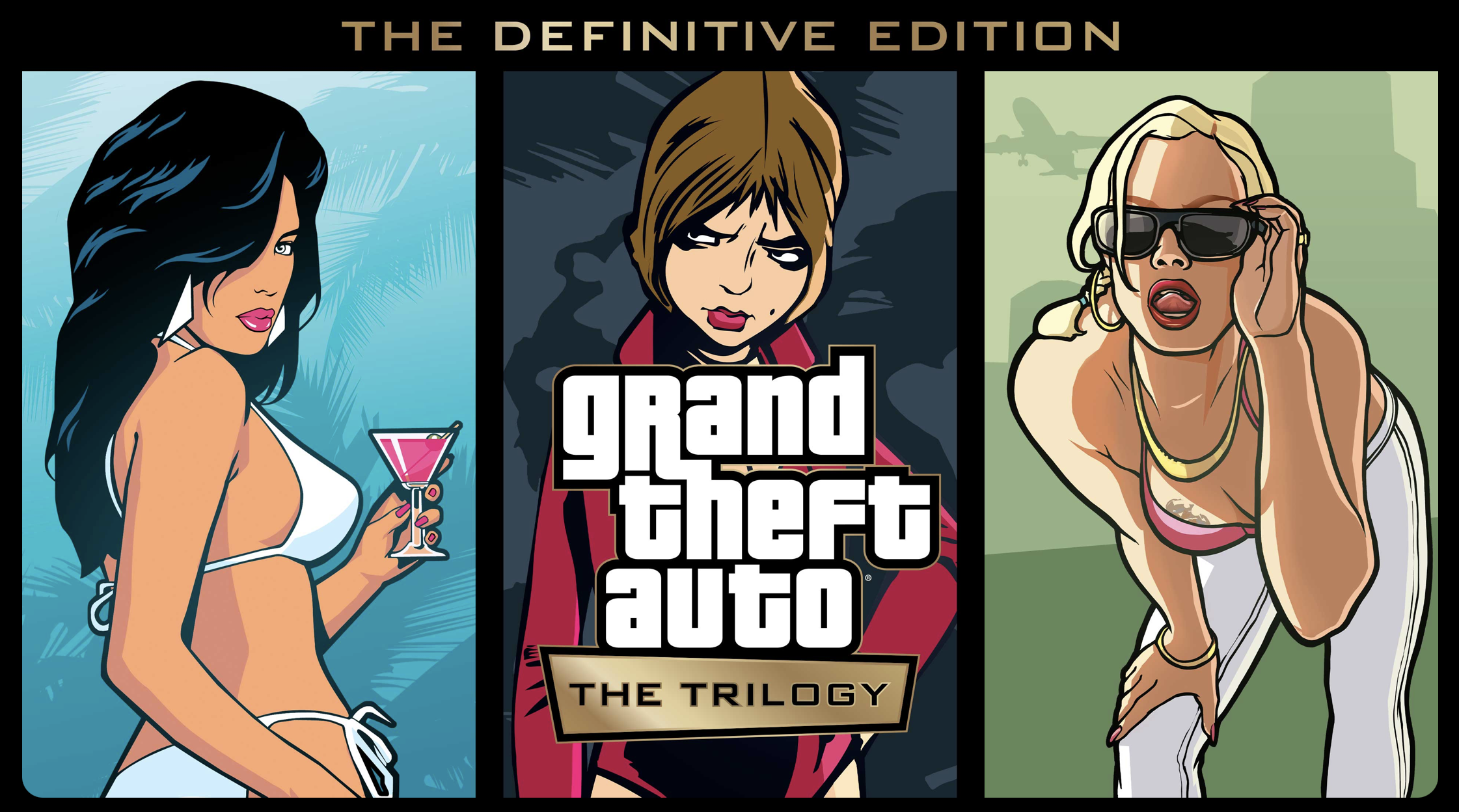 Grand Theft Auto: The Trilogy – The Definitive Edition 1